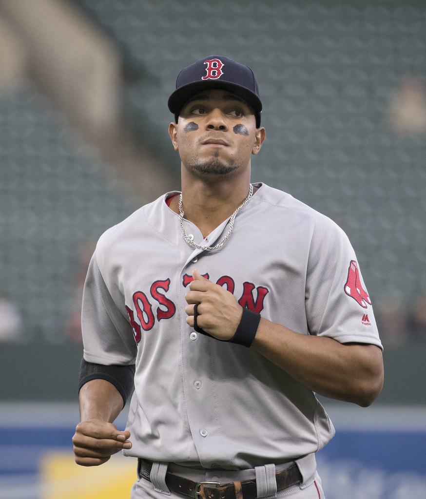Bogaerts, Devers fuel Red Sox past Indians