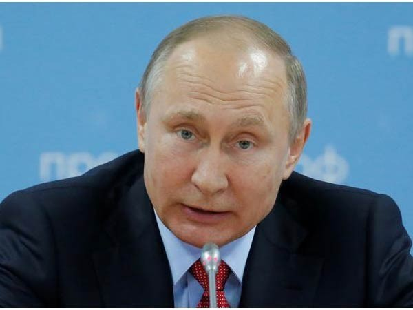 Electronic voting in some Russian regions on extending Putin's term -election chief