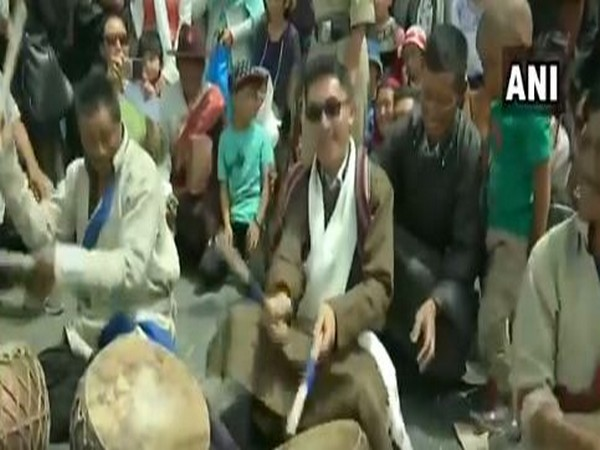 Ladakh MP Namgyal shows off cool dance moves on Independance Day