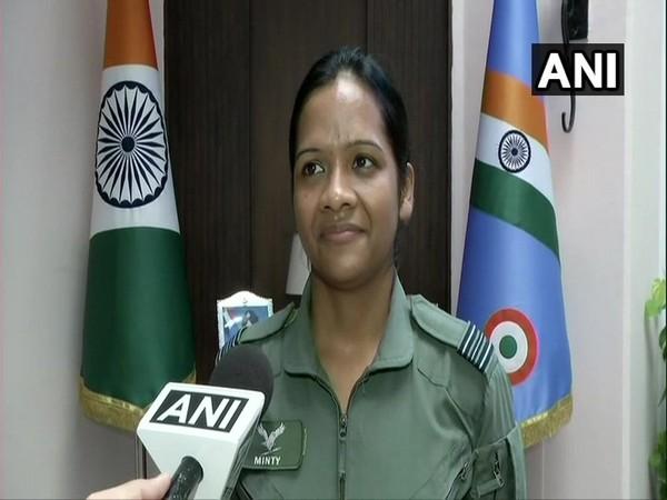 IAF tech sensitive, no gender bias here: Squadron leader Minty Agarwal after getting Yudh Seva Medal