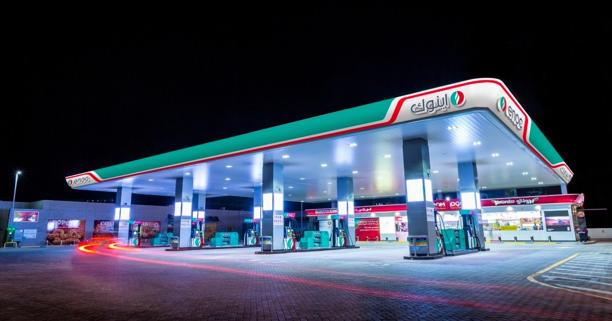 ENOC aims to install 62 more world-class service stations by 2020 across the UAE