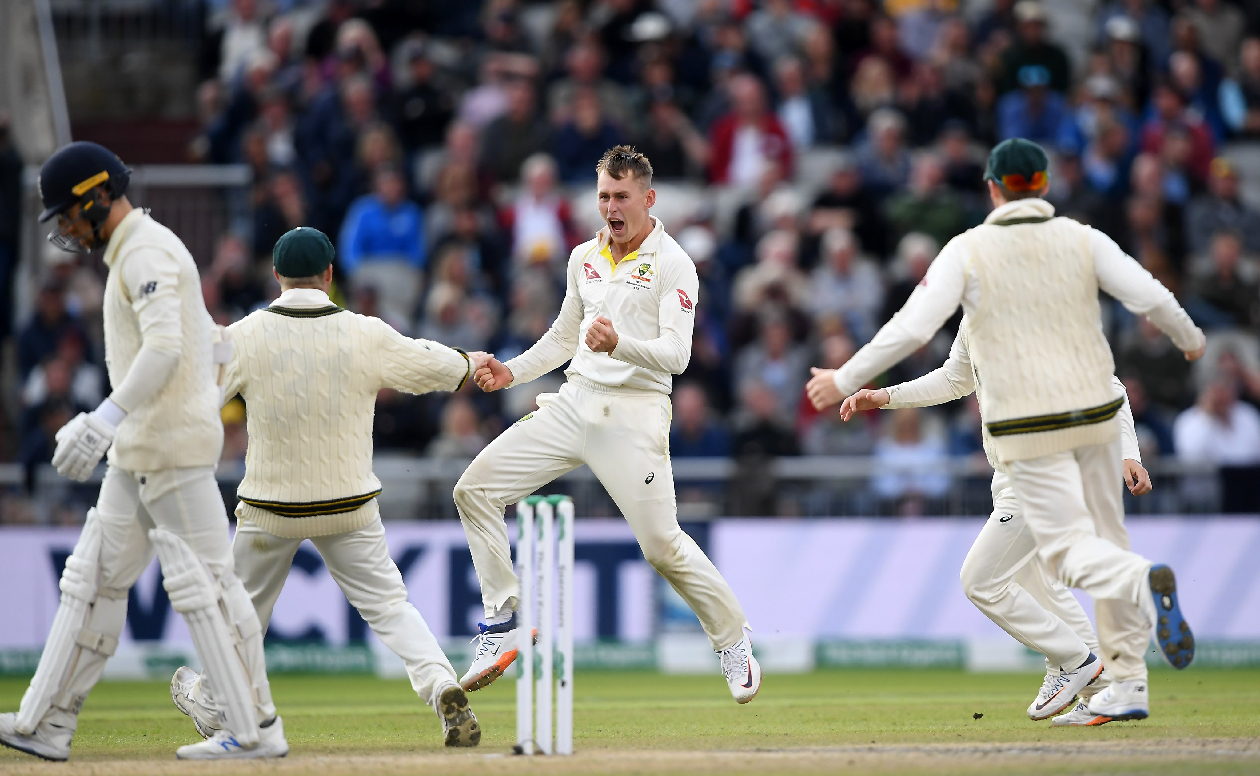 Cricket-Australia likely to be unchanged for third test, says Paine