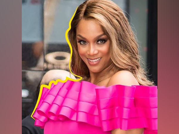 Tyra Banks wants the word 'smize' added to dictionary
