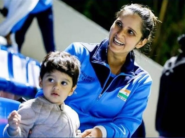 Being a mother and professional athlete is challenging but extremely gratifying: Sania Mirza