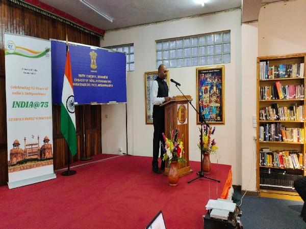 Indian Embassy in Madagascar celebrate Hindi Day 2021