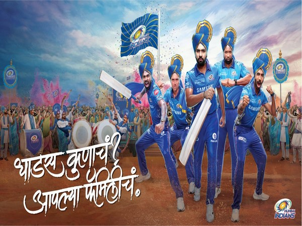IPL 2021: Rohit Sharma and boys celebrate togetherness of MI fans in new campaign