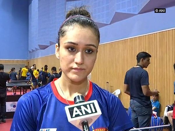 Manika Batra not part of India squad for Asian Championships in Doha