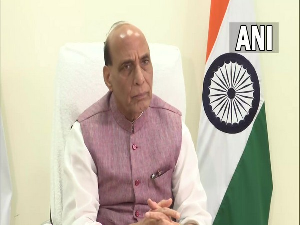 Indo-US cooperation to boost economic dynamism, says Rajnath Singh