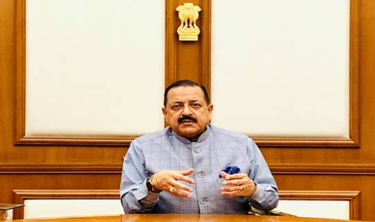 India fast emerging as World Space Hub for launch of satellites: Dr Jitendra Singh