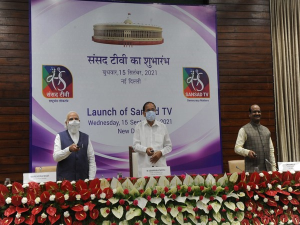 Sansad TV will play important role in establishing dialogue between Parliament and people: Om Birla