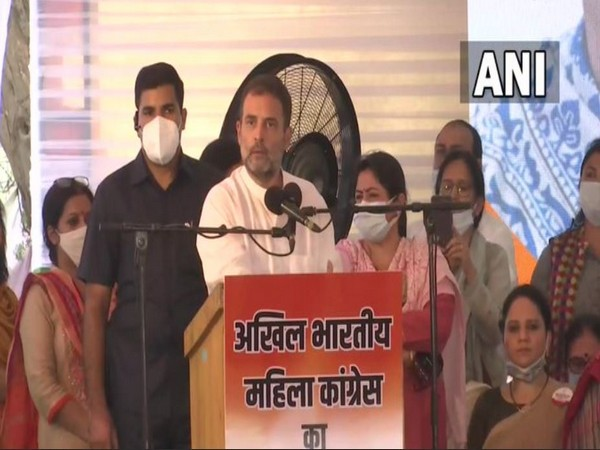 Can compromise with other ideologies but not with that of RSS, BJP: Rahul Gandhi