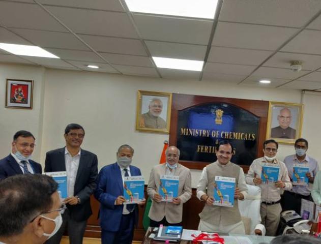 Bhagwanth Khuba addresses FICCI Interaction and Launch of GCPMH 2021