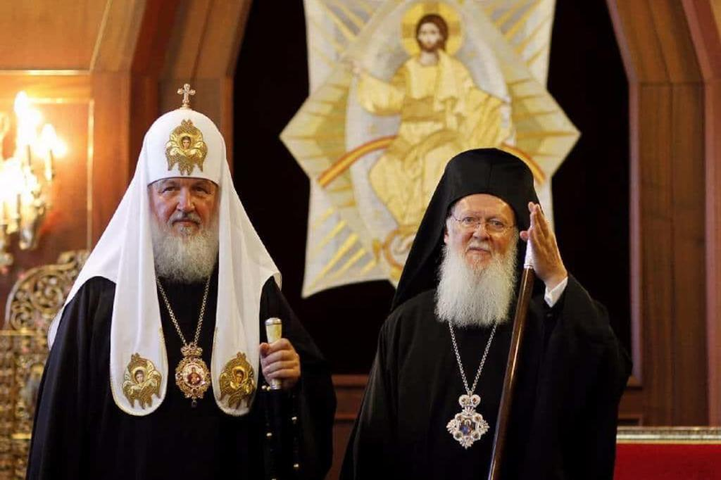 Russian Orthodox Church and Constantinople sever ties over 'autocephalous' request