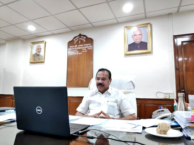 Total 98.87 lakh vials of Remdesivir allocated to States/UTs till 30 May: Gowda