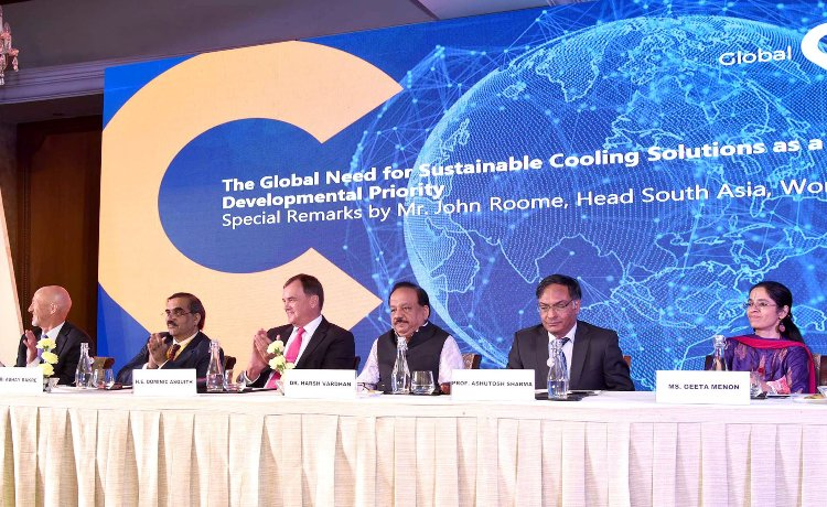 Energy-efficient cooling solutions Govt's priority, Dr. Harsh Vardhan says