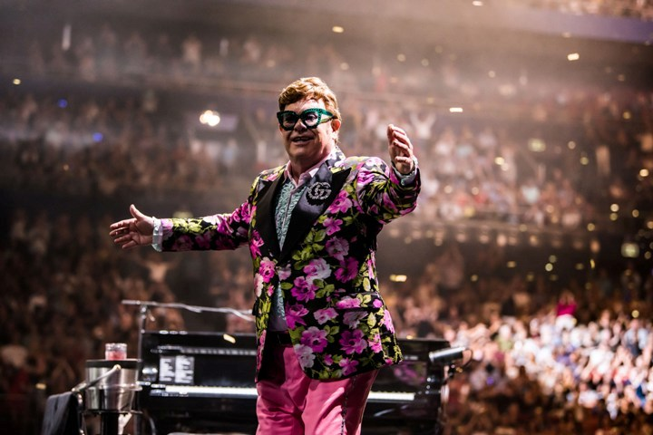 Entertainment News Roundup: Elton John's NZ concert; London Fashion Week and more