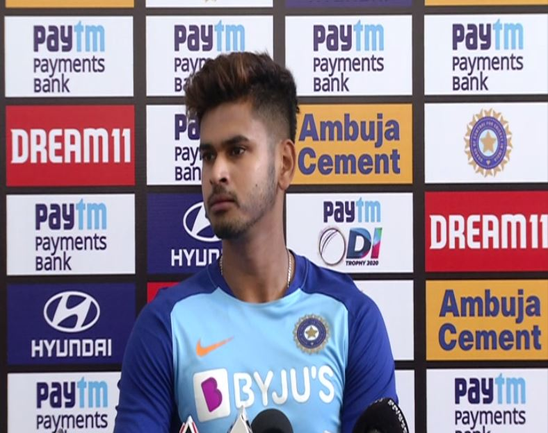 India will comeback strong in the series: Shreyas Iyer