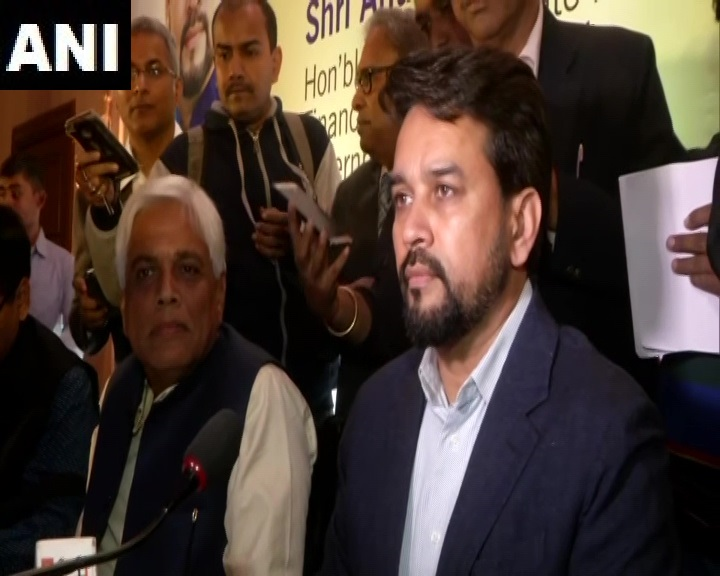 NPR was implemented in past & will be implemented again, says Anurag Thakur