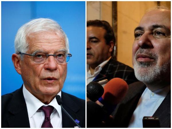 EU's top diplomat Josep Borrell meets Iranian Foreign Minister on Raisina Dialogue sidelines; discuss JCPoA