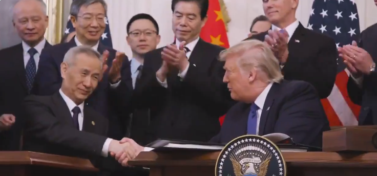 US-China Trade Agreement: Celebrations in Washington, Concerns in Beijing