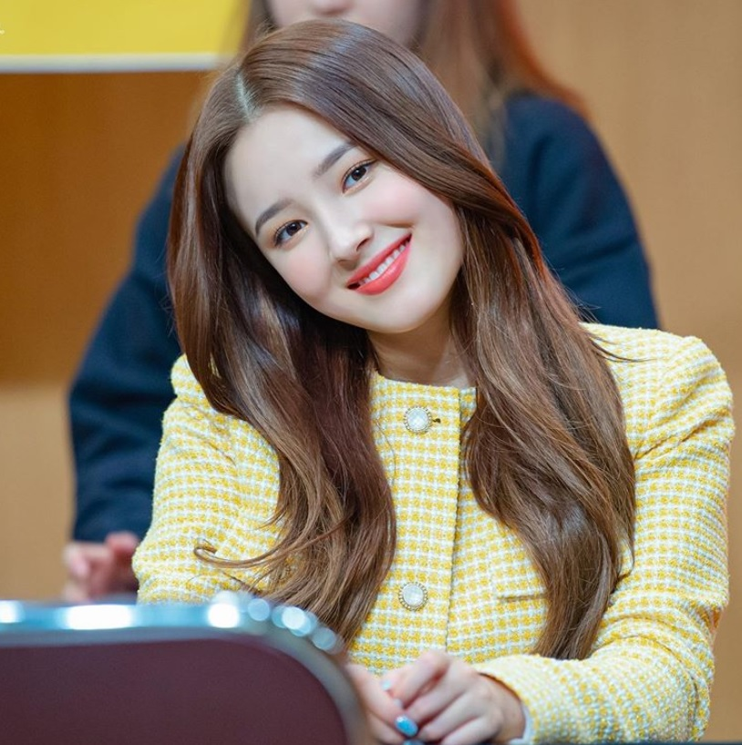 Momoland's Nancy's manipulated snaps on Internet, MLD Entertainment to take actions