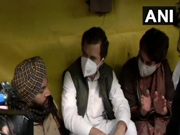 Congress won't relent till Centre withdraws farm laws: Rahul Gandhi