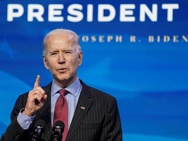 Biden plans 'roughly a dozen' Day One executive actions -aide