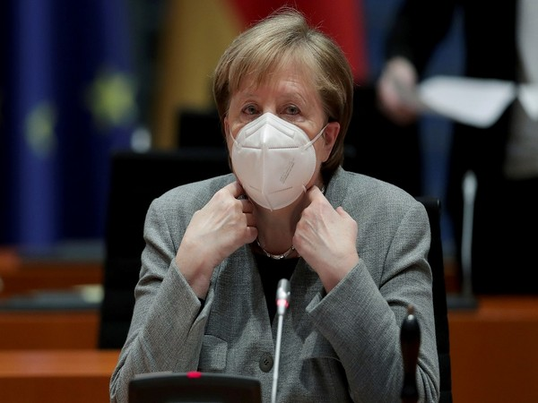 Health News Roundup: Merkel says COVID variants risk third virus wave; Biden administration to distribute more than 25 million masks and more