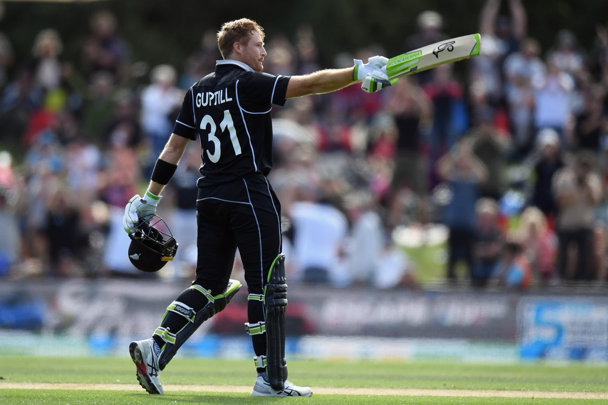 Was lucky to get a direct hit from the outfield: Guptill on Dhoni run out