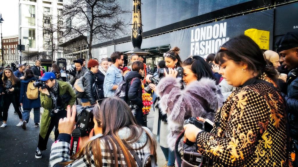 Victoria Beckham's 'gentle rebellion' at London Fashion Week