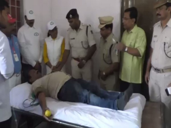 Kalahandi Police in Odisha organise blood donation camp, say will try to fill blood's demand-supply gap in district
