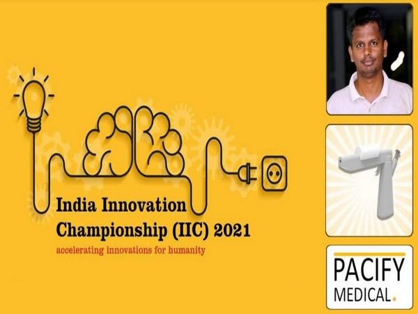 SINE IIT Bombay incubated company got funded at Chitkara University's India Innovation Championship