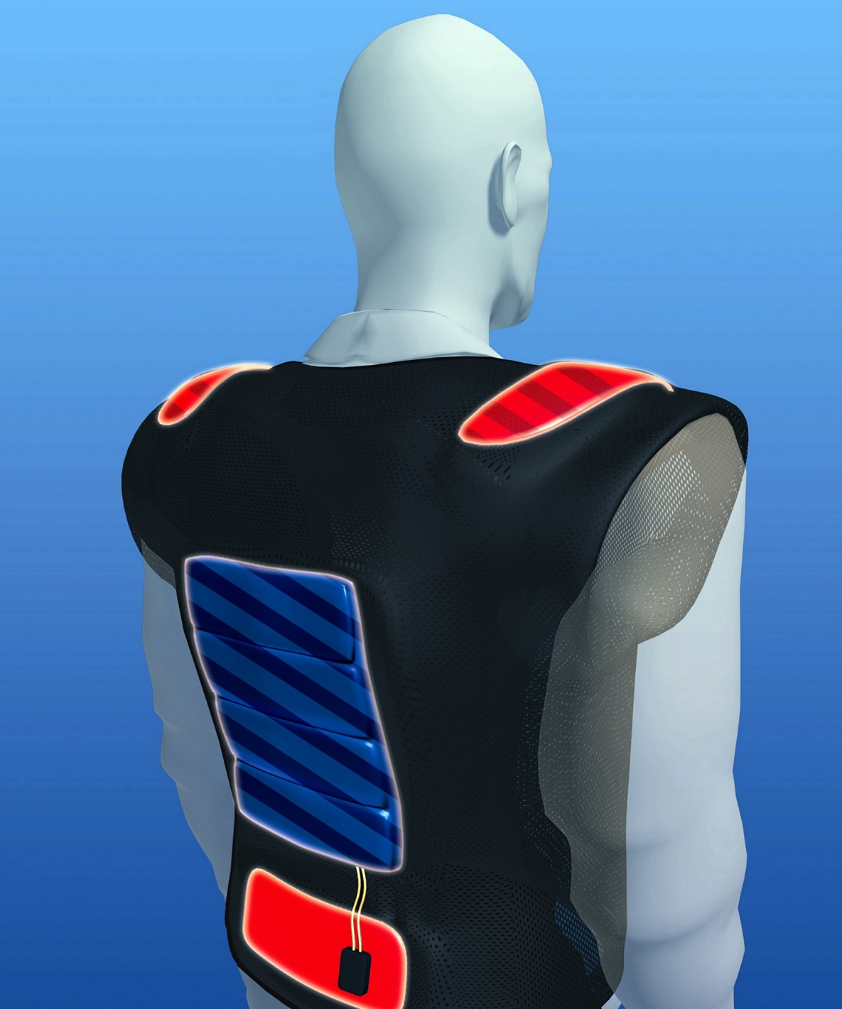 Smart clothes that monitor human movement in the offing