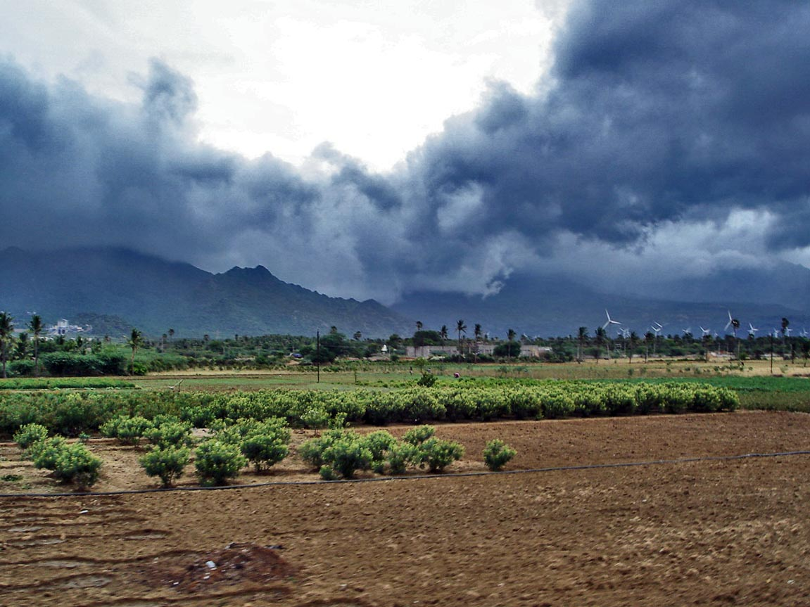 Light rainfall accompanied with hailstorm in isolated parts of Rajasthan