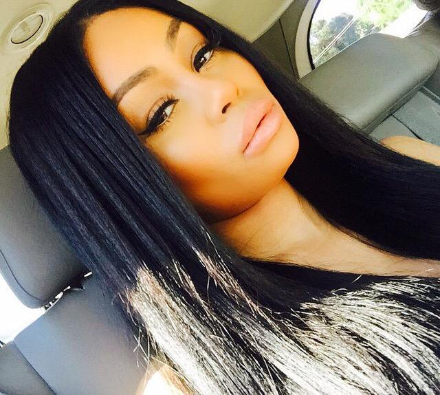American model Blac Chyna opens up on breast, hip surgery