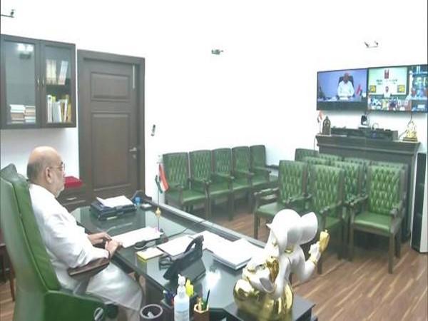 Cyclone Tauktae: Shah holds meeting with Gujarat, Maharashtra CMs, reviews preparedness of health facilities