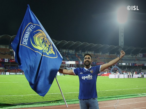 ISL: Chennaiyin FC co-owner Abhishek Bachchan lauds decision of fielding seven Indian players