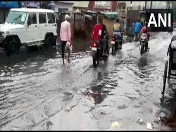 Water-logging in parts of Dholpur due to rains