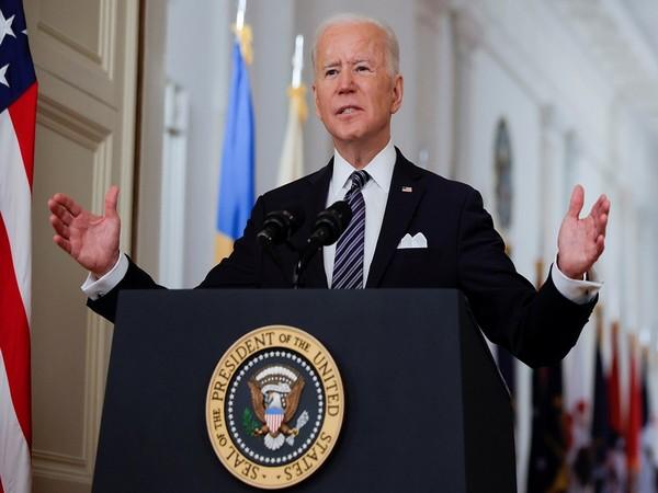 Biden says uptick in consumer good prices temporary