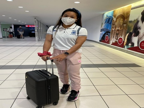 Weightlifter Mirabai Chanu departs for Tokyo 2020 from USA
