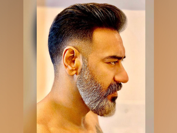 Ajay Devgn gets new haircut, sports salt and pepper beard look