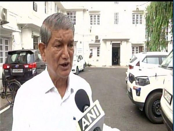 Only Congress under Captain can give 'sense of security' that Punjab demands:  Harish Rawat