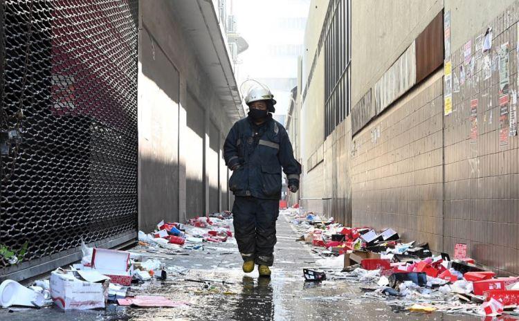 Ten suspects remanded in custody for Durban unrest