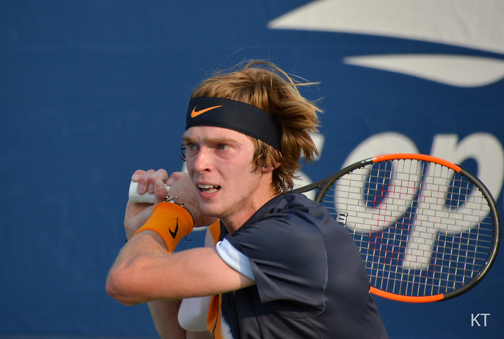 Tennis-Rublev downs Coric to win St Petersburg Open for fourth title in 2020