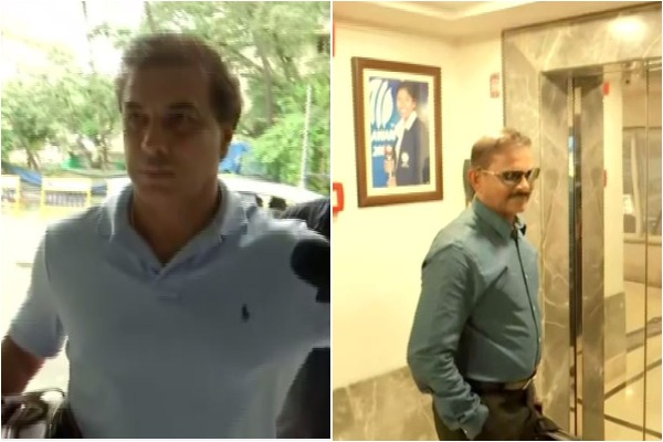 CAC interviews candidates shortlisted for team India's head coach position