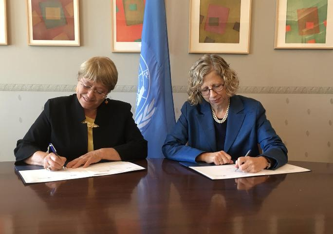 UN agencies sign deal to protect human and environmental rights defenders