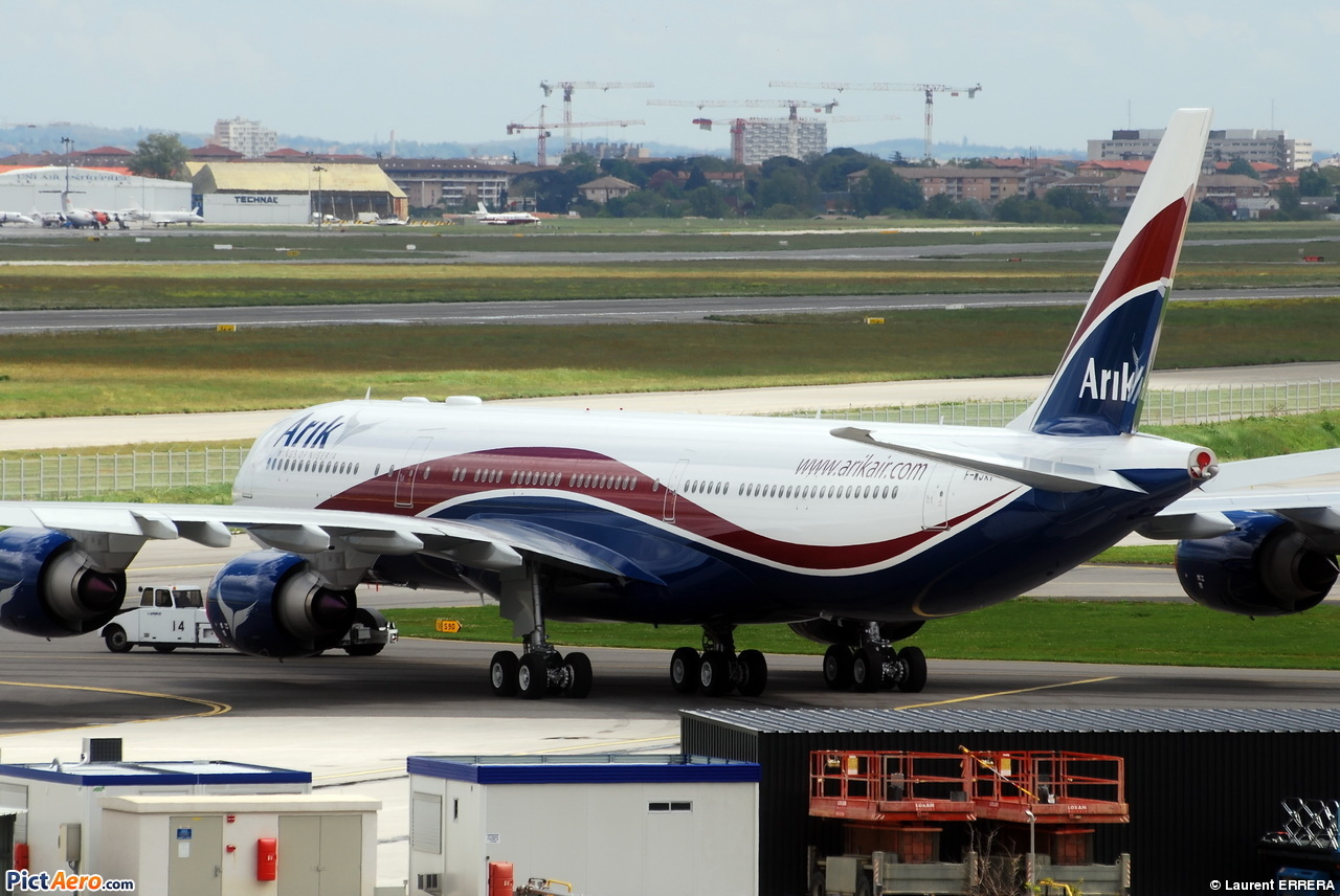 Nigeria: Arik Air resumes normal flight operations after disruption by aviation unions members