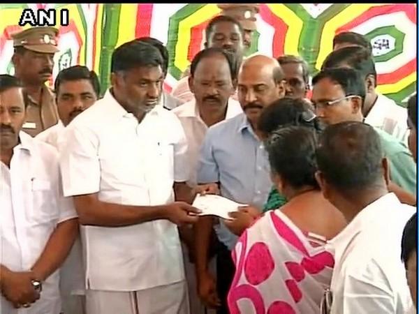 Anti-corruption dept raids against former Tamil Nadu minister