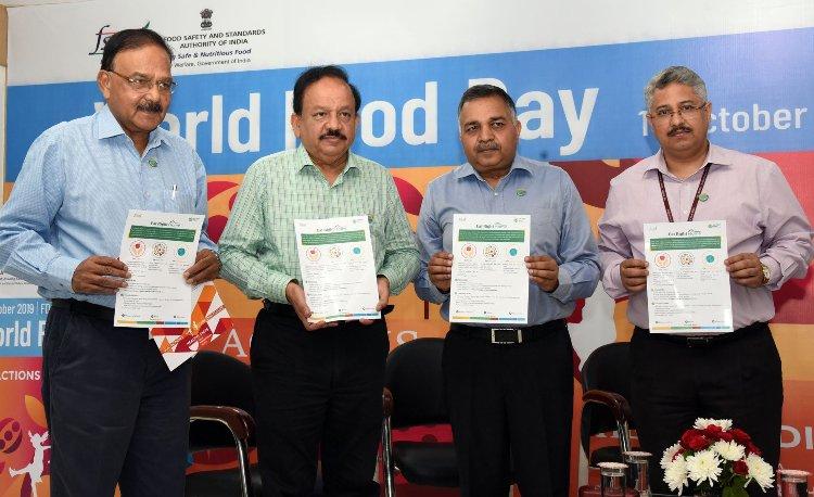 Eat Right India crucial trigger for social, behavioral change: Dr. Harsh Vardhan