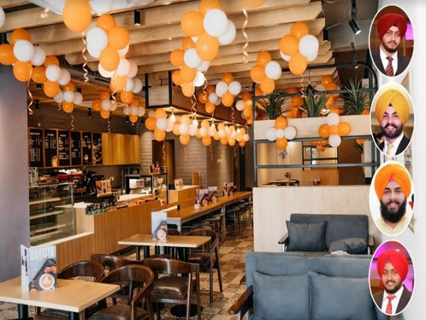 "Leading coffee chain ""Barista"" opens biggest Tricity and Punjab Cafe at Sector-68 Mohali"